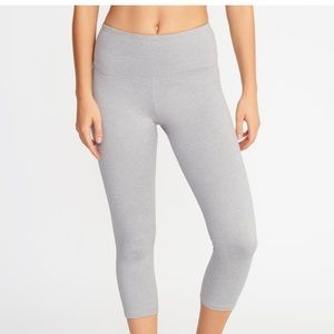Old Navy Cropped Compression Pants